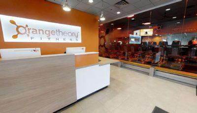 Orangetheory Fitness Facility 3D Model