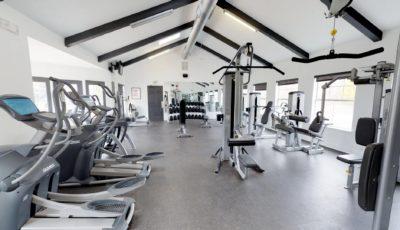 25 East Fitness Center 3D Model