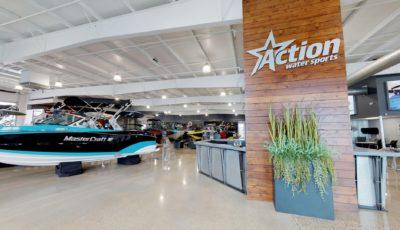 Action Water Sports Virtual Showroom | Hudsonville 3D Model