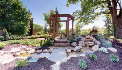 Henderson Castle Gazebo | McGregors Landscaping 3D Model