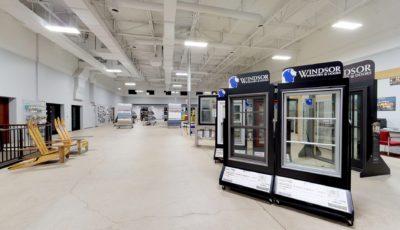 Eikenhout Grand Rapids Showroom 3D Model