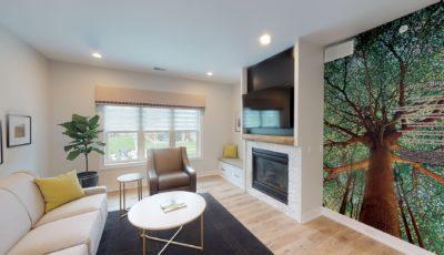 Bay Pointe Woods Cottages | Kilmer | Upper 3D Model