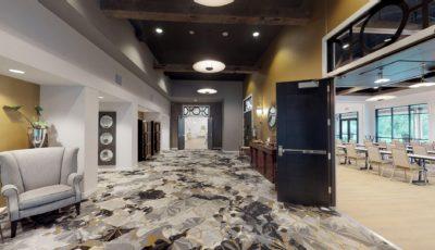 Bay Pointe Woods Ballrooms Virtual Tour 3D Model