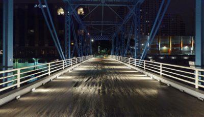 Voice Bridge @ The Blue Bridge | Rafael Lozano-Hemmer 3D Model