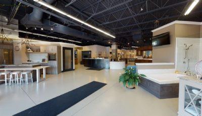 Williams Studio Showroom 3D Model